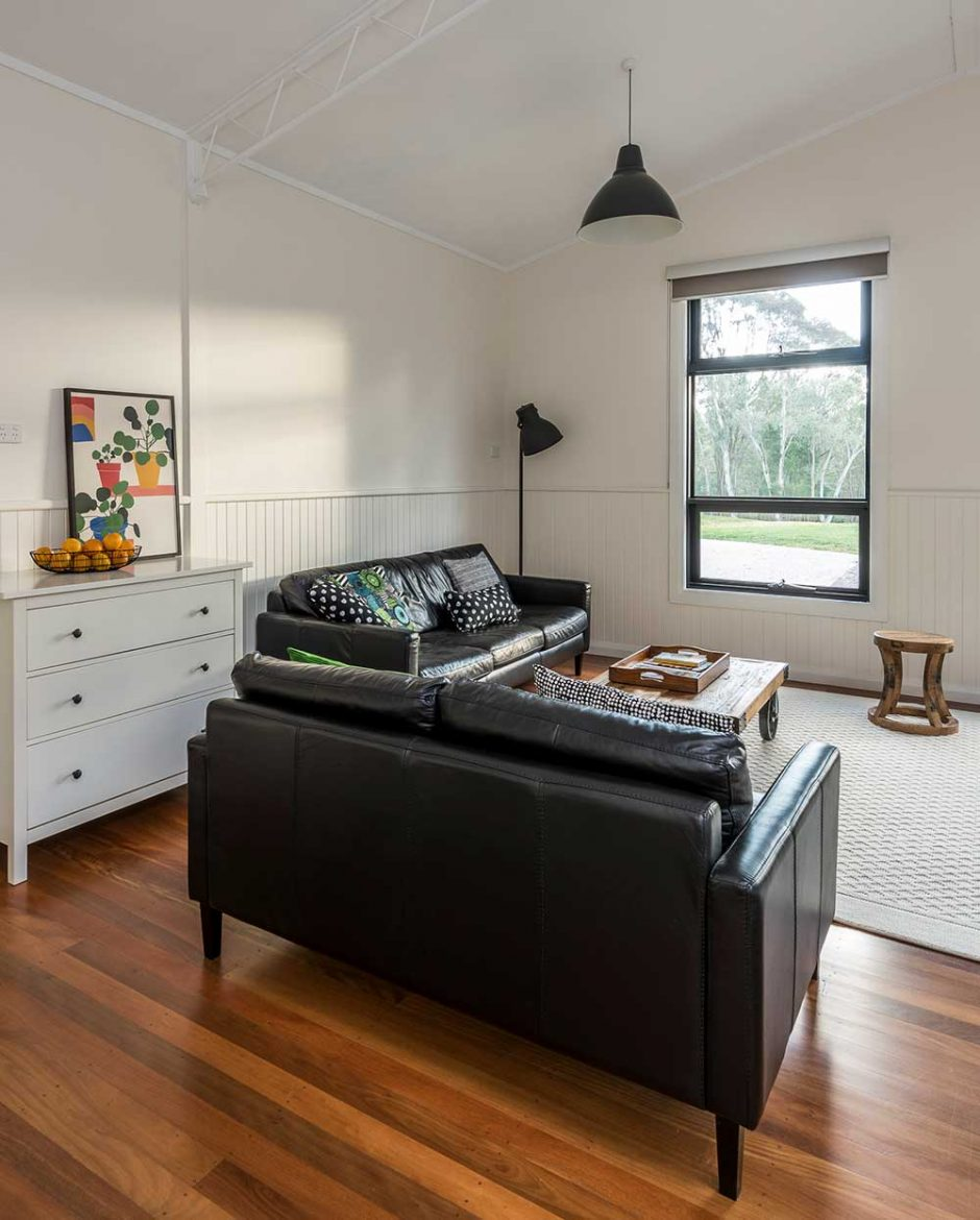 Woodland Studio, Southern Highlands Farm Stay, Exeter